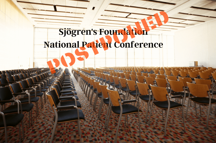 Sjogren's Foundation supports social distancing