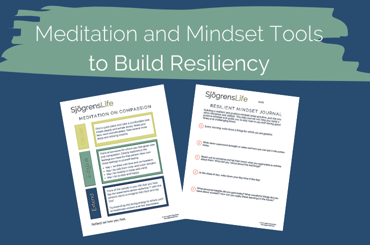 Meditation and Resilience Exercises Image