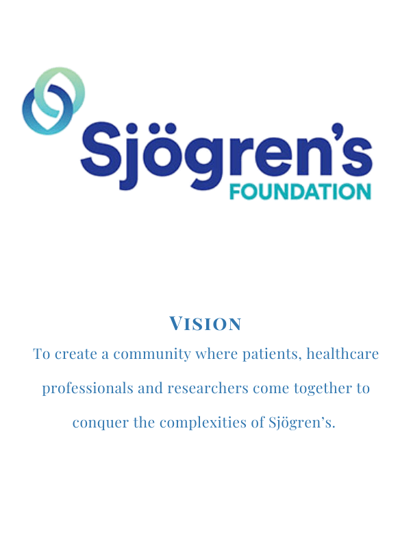 Sjogrens Foundation Logo